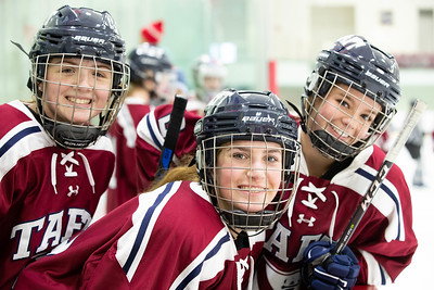 Girls' JV Hockey v Kent