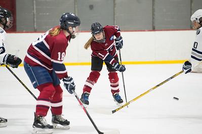 Girls' Thirds Hockey v Millbrook