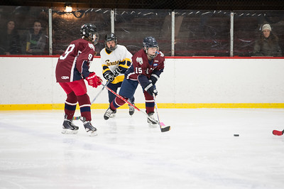 Girls' Thirds Hockey v Choate