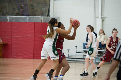 Girls' Varsity Basketball v Deerfield