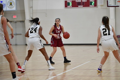 Girls' Varsity Basketball v Westminster