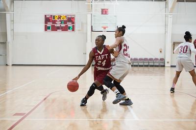 Girls' Varsity Basketball v Loomis Chaffee