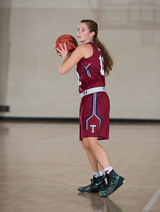 Girls' Varsity Basketball vs Pomfret School