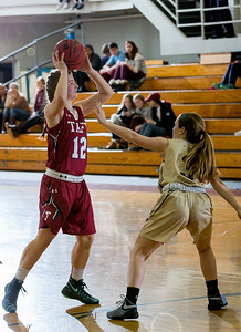 Girls' Varsity Basketball vs Westminster