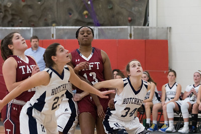 Girls' Varsity Basketball v Hotchkiss