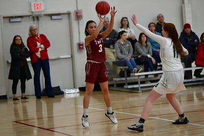 Girls' Varsity Basketball v Berkshire