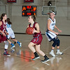 Girls' Varsity Basketball v Andover
