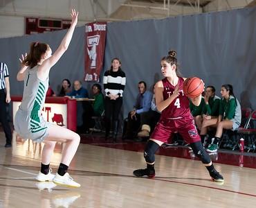 Girls' Varsity Basketball v Miss Porter's