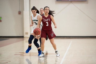 Girls' Varsity Basketball v Williston