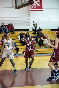 Girls' Varsity Basketball vs Berkshire