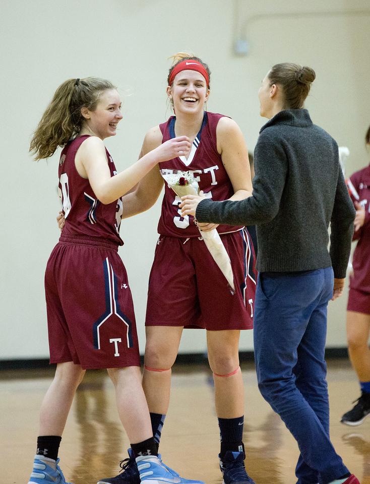 Girls' Varsity Basketball vs Berkshire
