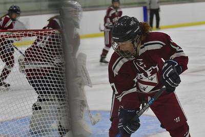 Girls' Varsity Hockey v Pomfret