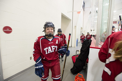 PKO Hockey Tournament - Taft v Loomis Chaffee