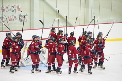 PKO Hockey Tournament - Taft v Andover