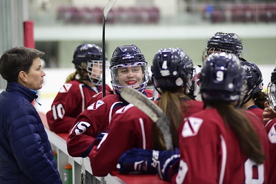 Girls' Varsity Hockey v Williston