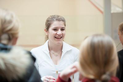Girls' Varsity Squash v Greenwich Academy