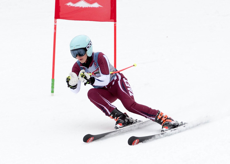 Boy's and Girls' Competitive Skiing vs GS Championships
