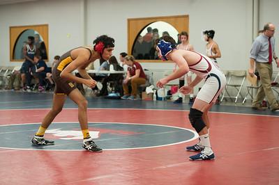 Wrestling v Brunswick School