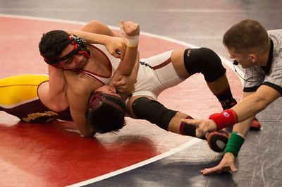Wrestling vs Marianapolis Prep