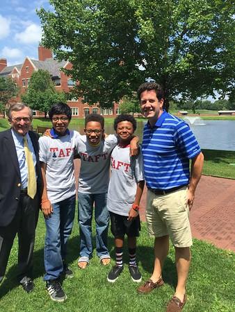 Taft Summer School - July 2015