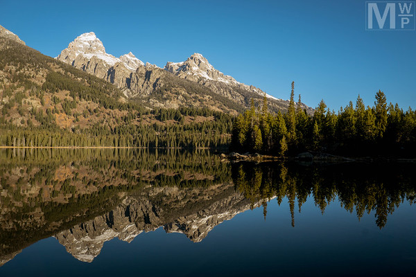 Tetons Times Two
