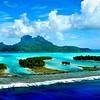 Tahiti - French Polynesia - Bora Bora Colors