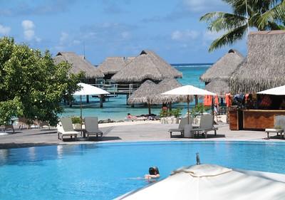 Hilton Moorea, Tahiti