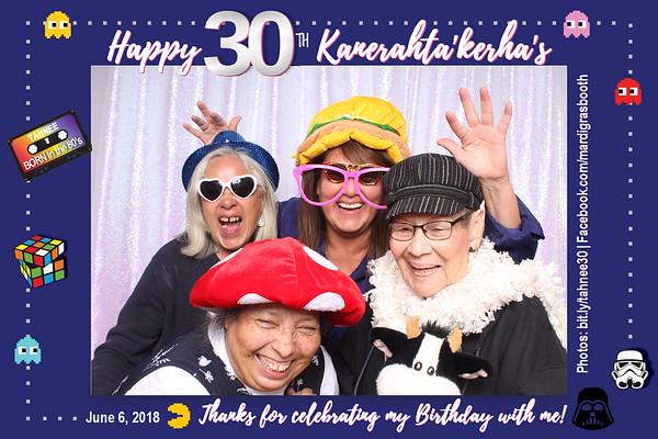Tahnee's 30th Birthday Celebration