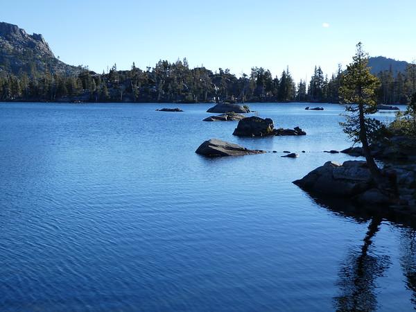 Tahoe Backpacking