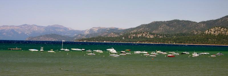8/31/2008: Tahoe Colors