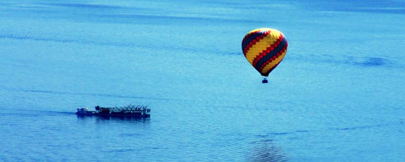 9/7/2008: Balloon Pontoon