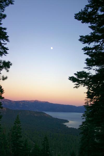 9/11/2008: Tahoe Rim Trail