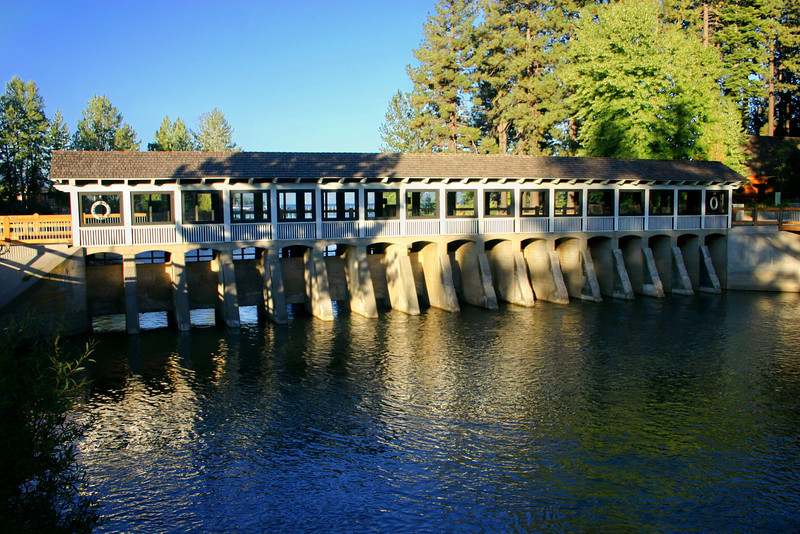 9/3/2008: Lake Tahoe Dam