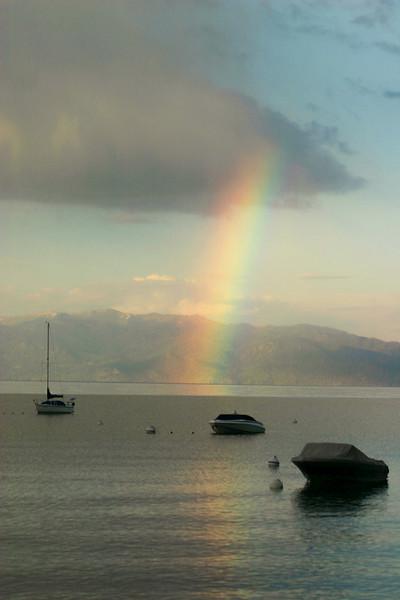6/5/2008: Rainbow Reflection