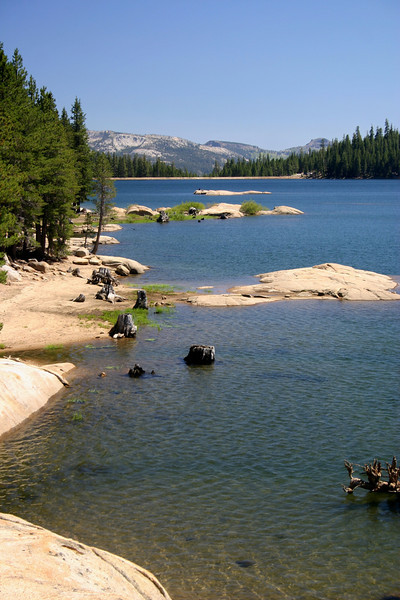 8/10/2008: Lower Blue Lake