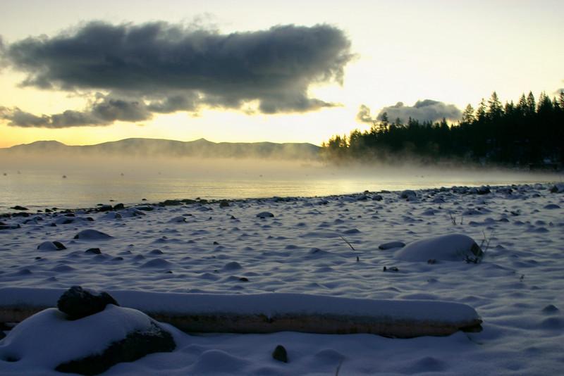 11/5/2008 Early November, McKinney Bay Sunrise