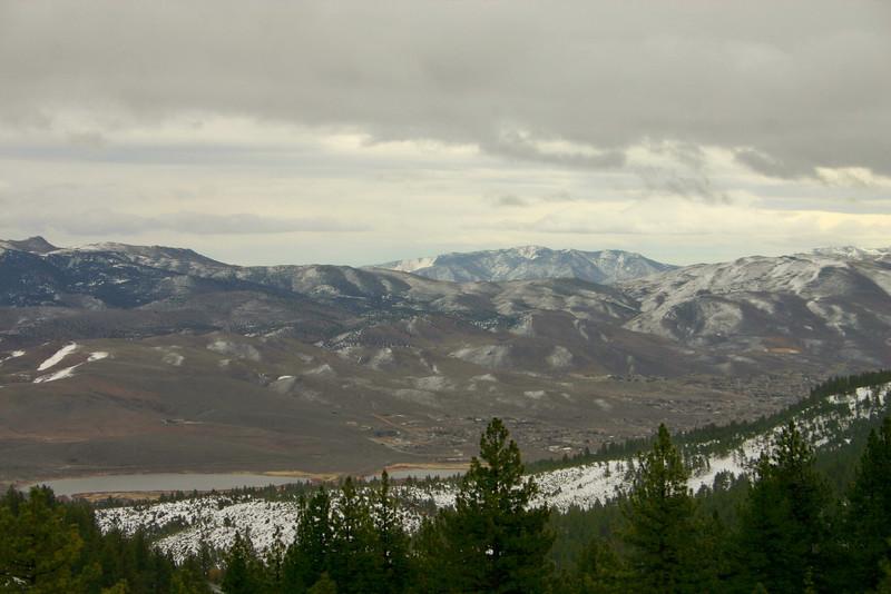 2/22/2009 Nevada Mountains
