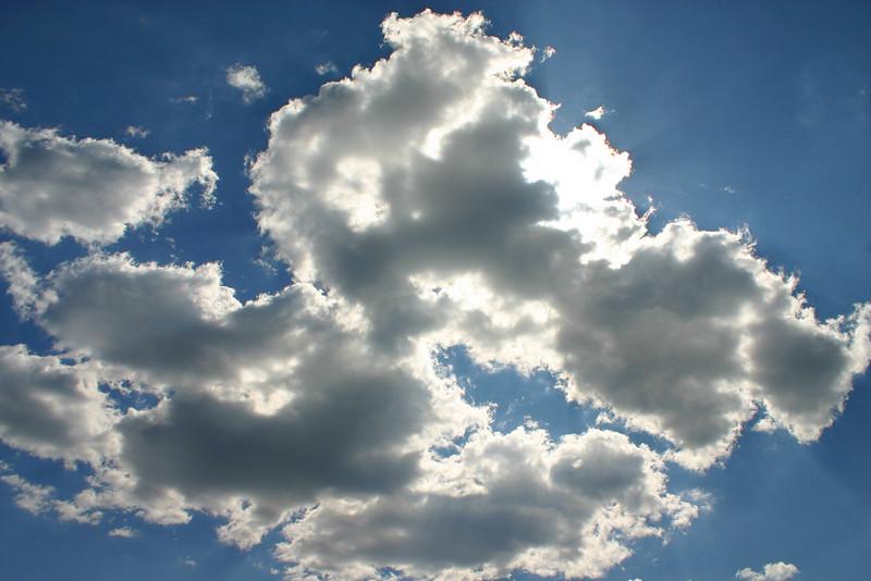 6/27/2009 Sun Cloud