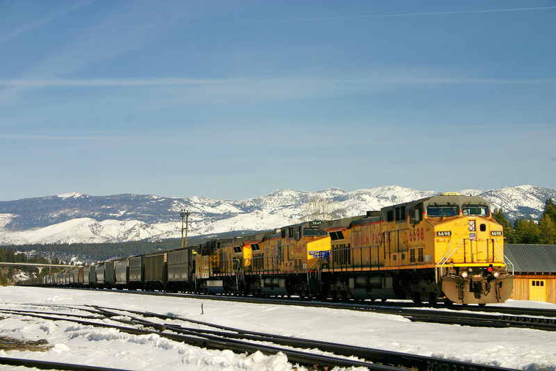 3/10/2009 Truckee Train