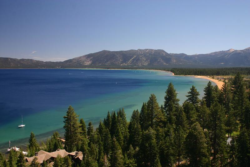8/31/2009 South Shore, Lake Tahoe