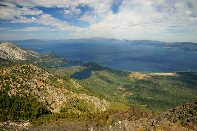 9/19/2009 Mt. Tallac View
