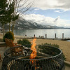 3/14/2010 Lobe Eagle Grille, Fire Pit, Incline Village