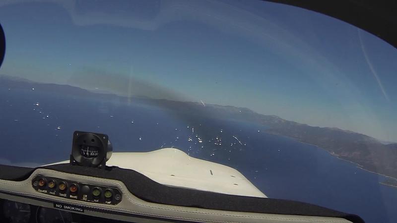 Tahoe arrival