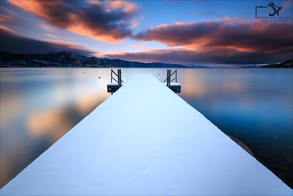 Crystal Bay Sunrise