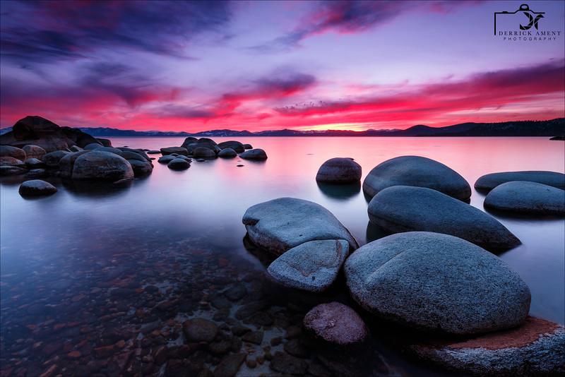 Magenta Sunset 01