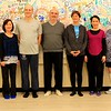 Advanced Tai Chi & Push-Hands class: missing Rosalie, Ling & Lucia.