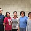 Tai Chi II class at LCE - taken on 4/1/14 (missing Louise & Sara)