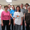 Beginners Tai Chi class at LCE - taken on 04/08/14 (a full house in the very last class!)