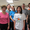Beginners Tai Chi class at LCE - taken on 04/08/14