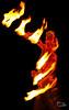Flame Fan Dance<br /> Flame Fan Dance